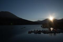 Savine le lac.346 (hubert_lan562) Tags: lever soleil lac savine montagne sun eau ciel light lumiere matin tôt alpes sud france