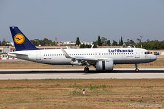 Lufthansa Airbus A320-271N 'D-AINI' LMML - 14.06.2019 (Chris_Camille) Tags: spottinglog registration planespotting spotting maltairport airplane aircraft plane sky fly takeoff airport lmml mla aviationgeek avgeek aviation canon5d canon livery myphoto myphotography lufthansa 320neo