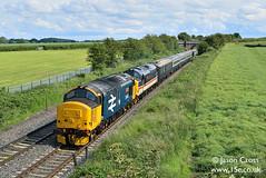d37754 (15c.co.uk) Tags: class37 37402 37419 5z88 portway drs directrailservices