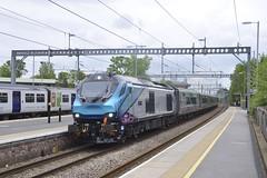 68026 'Enterprise' (8A.Rail) Tags: class68 68026 enterprise huyton tpex transpennine 5f69
