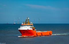Far Server Arriving Aberdeen Harbour 16/06/2018.