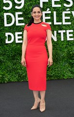 (noname_photos) Tags: departure tv show photocall 59th monte carlo television festival monaco 15 jun 2019 archie panjabi actor female personality 81359775