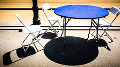 Empty Table (rickmcnelly) Tags: x100f empty table