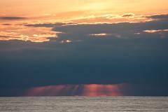 IMG_5543-1 (Andre56154) Tags: albanien albania meer ozean ocean himmel sky wolke cloud wasser water sonnenuntergang sunset
