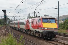Photo of LNER 91128 - Biggleswade