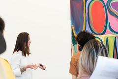 Chelsea galleries visit - David Zwirner Gallery (NewYorkArtsPracticum) Tags: newyorkartspracticum nyap gallery chelsea davidzwirner
