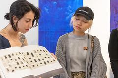 Chelsea galleries visit - Hauser & Wirth Gallery (NewYorkArtsPracticum) Tags: newyorkartspracticum nyap gallery chelsea hauserwirth