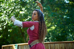 Gypsy Dancer - Oregon Renaissance Faire (coljacksg) Tags: gypsy dancer oregon renaissance faire forrest