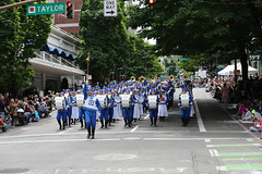 "QI8A2318 (komissarov_a) Tags: rain shine rose festival 2019 clown prince portland oregon parade grand floral centerpiece june spectators girls floats queen court president society canon 5d mark3 rgb komissarova streetphotography fun tradition celebration ""highschool"" award flowers ambassadors rosarians music princesses bands firefighters clowns cadets navy tsa walk mayor annual largest college scholarship alaska boeing foundation mexican vietnamese sistercity khabarovsk band marching burnside bridge парад фестиваль роз портланд орегон праздник королева школьники гости зрители клоун полиция моряки оркестры"