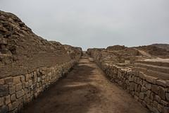 Pachacamac (Diego_Valdivia) Tags: santuario arqueologico pachacamac archeological sanctuary lima perú entrada entrance templo inca temple canon eos 60d