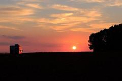 sunset Poel (flarmorel) Tags: mecklenburgvorpommern poel inselpoel dämmerung abenddämmerung sonnenuntergang sunset landschaft