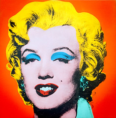 'Marilyn' by Andy Warhol (Greatest Paka Photography) Tags: marilynmonroe actress personality moviestar celebrity famous portrait andywarhol color artist art icon sfmoma museum thefactory print glamorous