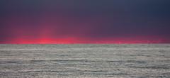 IMG_5545-1 (Andre56154) Tags: albanien albania meer ozean ocean himmel sky wolke cloud wasser water sonnenuntergang sunset abendrot afterglow