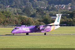 G-PRPI - Bombardier DHC-8-402 [4204] - Flybe - EGHI / Southampton Airport - 8 August 2018 (Leezpics) Tags: dhc8 bombardier flybe airliners aviation gprpi eghi dash8 southamptonairport commercialaircraft planespotting aircraftspotting 21august2018 sou