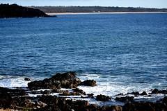 Long view (thomasgorman1) Tags: beach view whitesand rocky lavarocks nikon scenic coast shore seascape landscape nature travel island molokai papohaku kepuhi sea ocean water blue pacific