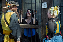 Witches jail - Oregon Renaissance Faire (coljacksg) Tags: witches jail oregon renaissance faire medieval prison for people accused witchcraft