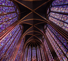 Sainte-Chapelle, Paris France (Phil Songa) Tags: april april2019 france paris holiday summer sunshine travel