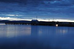 D3X_8798 (dolphinpix) Tags: cromarty oil rig oilrig night scotland sea still platform peace peaceful dark late evening water ocean harbour boat ship britain greatbritain filter long peter peterasprey dolphinpix magic twilight blackisle black grey blue