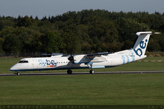 G- ECOT- Bombardier DHC-8-402 [4251] - Flybe - EGHI / Southampton Airport - 8 August 2018 (Leezpics) Tags: dhc8 flybe airliners bombardier aviation gecot eghi dash8 southamptonairport commercialaircraft planespotting aircraftspotting 21august2018 sou