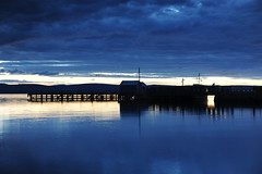D3X_8778 (dolphinpix) Tags: cromarty oil rig oilrig night scotland sea still platform peace peaceful dark late evening water ocean harbour boat ship britain greatbritain filter long peter peterasprey dolphinpix magic twilight blackisle black grey blue