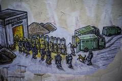 Рабочая атмосфера стабільності (ПредоК) Tags: people urban urbanart mural wall branding design illustration streetart street art belarus