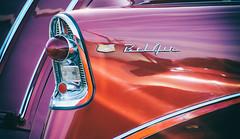 Bel Air (Randy Durrum) Tags: chevy chevrolet 1956 56 wagon red dayton voss show car durrum nikon d5300