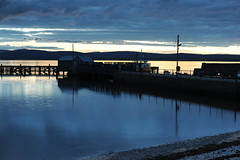 D3X_8765 (dolphinpix) Tags: cromarty oil rig oilrig night scotland sea still platform peace peaceful dark late evening water ocean harbour boat ship britain greatbritain filter long peter peterasprey dolphinpix magic twilight blackisle black grey blue