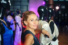 Первый Московский форум красоты и здоровья (svklimkin) Tags: портрет девушка женщина россия манекен girl portrait people woman cute hairstyle svklimkin canon fashion