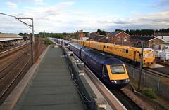 Something Borrowed, Something Blue... (ecmlsteve2) Tags: hull trains hst retford ecml