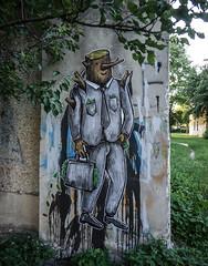 successful guy (ПредоК) Tags: successful guy people urban urbanart mural wall branding design illustration streetart street art belarus wood