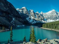 untitled (74 of 94).jpg (jester821) Tags: familyvacation canadianrockies morning blue canada mountains banff rockpile pristine morainelake
