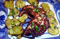 #150619 #jantar #polvo grelhado #dinner #grilled #Octopus (i cook my meals daily) Tags: jantar polvo grilled 150619 dinner octopus