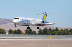 Allegiant Air - McDonnell Douglas (Douglas) MD-83 (DC-9-83) - N406NV - McCarran International Airport (LAS) - Las Vegas - September 23, 2013 1 104 RT CRP (TVL1970) Tags: nikon nikond90 d90 nikongp1 gp1 geotagged nikkor70300mmvr 70300mmvr aviation airplane aircraft airliners mccarraninternationalairport mccarranairport mccarran mccarraninternational lasvegas las klas n406nv allegiantair allegiant n6202d uniflyexpress unifly n66480 blenheimaviation ec893 spanair spanairsa ecfjq ohlpa finnair serfc nordicairlink flynordic norwegianairshuttle nas mcdonnelldouglas douglasaircraft douglasaircraftcompany dac douglasdc9 douglas dc9 dc982 md82 md80 super80 super82 super83 mcdonnelldouglasmd82 mcdonnelldouglasmd83 md83 dc983 maddog prattwhitney prattwhitneyjt8d pwjt8d pw jt8d jt8d219