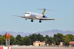 Allegiant Air - McDonnell Douglas (Douglas) MD-83 (DC-9-83) - N406NV - McCarran International Airport (LAS) - Las Vegas - September 23, 2013 1 101 RT CRP (TVL1970) Tags: nikon nikond90 d90 nikongp1 gp1 geotagged nikkor70300mmvr 70300mmvr aviation airplane aircraft airliners mccarraninternationalairport mccarranairport mccarran mccarraninternational lasvegas las klas n406nv allegiantair allegiant n6202d uniflyexpress unifly n66480 blenheimaviation ec893 spanair spanairsa ecfjq ohlpa finnair serfc nordicairlink flynordic norwegianairshuttle nas mcdonnelldouglas douglasaircraft douglasaircraftcompany dac douglasdc9 douglas dc9 dc982 md82 md80 super80 super82 super83 mcdonnelldouglasmd82 mcdonnelldouglasmd83 md83 dc983 maddog prattwhitney prattwhitneyjt8d pwjt8d pw jt8d jt8d219