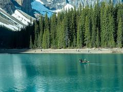 untitled (79 of 94).jpg (jester821) Tags: familyvacation canadianrockies blue canada mountains canoe banff morainelake