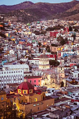Guanajuato (bugeyed_G) Tags: méxico guanajuato unesco worldheritagesite cityscape colonial historic hispanic travel tourism