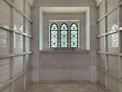 Woodlawn Park North Mausoleum (Phillip Pessar) Tags: woodlawn park north mausoleum rivero caballero miami