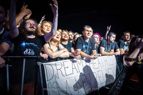 Dream Theater fan photo