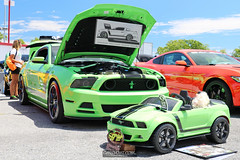 American Muscle Mustang Show 2019_074