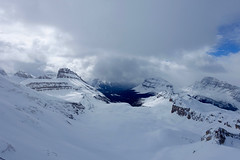 Views from Cirque fore peak (*Andrea B) Tags: icefieldsparkway cirque forepeak fore peak banffnationalpark banff nationalpark ski skiing skitouring alberta april 2019 april2019 spring springskiing ascent