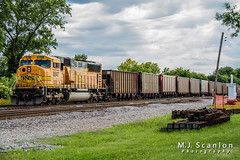 BNSF 8847 | EMD SD70MAC | BNSF Thayer South Subdivision (M.J. Scanlon) Tags: 7d bnsf8847 bnsfemhkatm bnsfthayersouthsubdivision business canon cargo commerce digital emhkatm emhkatm006f emd eos engine freight horsepower landscape locomotive logistics mhkatm memphis merchandise mojo move outdoor rail railfan railfanning railroad railroader railway sd70mac scanlon tennessee track train trains transport transportation ©mjscanlon ©mjscanlonphotography