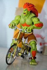 DSC_5379 (Quantum Stalker) Tags: figma vehicle bicycle ex ride classic metallic nonscale good smile company