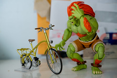 DSC_5376 (Quantum Stalker) Tags: figma vehicle bicycle ex ride classic metallic nonscale good smile company