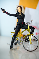 DSC_5380 (Quantum Stalker) Tags: figma vehicle bicycle ex ride classic metallic nonscale good smile company