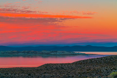 Mono County Mono Lake Brilliant Sunset! Red Orange Yellow Clouds! Eastern Sierra Fall Foliage California Fall Color! North Lake Bishop Creek Clouds! High Sierra Autumn Elliot McGucken Fine Art! Sony A7R II & Sony FE 24-240mm f/3.5-6.3 OSS Lens SEL24240 (45SURF Hero's Odyssey Mythology Landscapes & Godde) Tags: eastern sierra fall foliage california color north lake bishop creek clouds high autumn aspens red orange yellow green leaves sony a7r ii fe 24240mm f3563 oss lens sel24240 elliot mcgucken fine art landscape nature