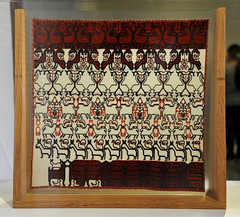 Mazahua Embroidered Cloth Mexico (Teyacapan) Tags: embroidery mazahua edomex sanfelipesantiago mexico museum textiles