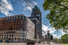 2019-167/365 Milwaukee Center (Sharky.pics) Tags: usa wisconsin nikond850 milwaukeecenter unitedstates milwaukee 2019 may downtown unitedstatesofamerica