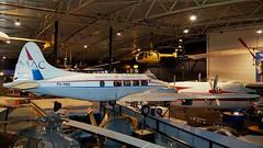 De Havilland DH 104 Sea Devon C.20 in Lelystad (J.Comstedt) Tags: museum airplane aircraft aviation air flight aeroplane johnny sea netherlands de navy royal devon dh 104 lelystad aviodrome havilland phmad xj350 comstedt
