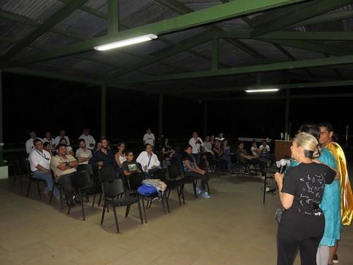 Astronomía en UCR Liberia