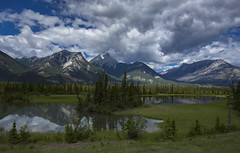 Jasper national park 3 (Robert Grove 2) Tags: jasper canada landscape june clouds
